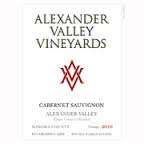 ALEXANDER VALLEY VINEYARDS ESTATE CABERNET SAUVIGNON 2012