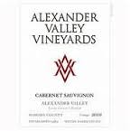 ALEXANDER VALLEY VINEYARDS ESTATE MERLOT 2011
