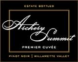 ARCHERY SUMMIT PREMIER CUVEE OREGON PINOT NOIR 2013