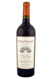 BLACK STALLION ESTATE CABERNET SAUVIGNON 2014