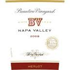 BEAULIEU VINEYARDS NAPA MERLOT 2010