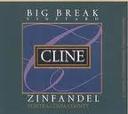 CLINE BIG BREAK ZINFANDEL 2014