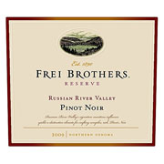 FREI BROTHERS CALIFORNIA PINOT NOIR 2013