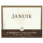 JANUIK WINERY RED WINE WASHINGTON 2015