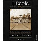 L'ECOLE NO. 41 COLUMBIA VALLEY CHARDONNAY 2015
