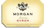 MORGAN WINERY MONTERY SYRAH 2011