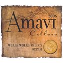 AMAVI CELLARS SYRAH 2010