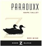 PARADUXX BY DUCKHORN NAPA Z RED BLEND 2014