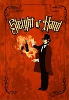SLEIGHT OF HAND THE CONJURER RED WINE WASHINGTON 2015