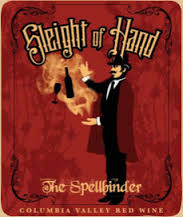 SLEIGHT OF HAND THE SPELLBINDER RED WINE WASHINGTON 2011