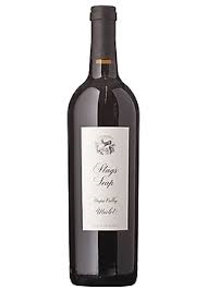 STAG'S LEAP WINE CELLARS NAPA VALLEY MERLOT 2014