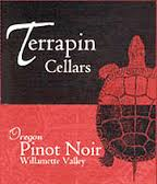TERRAPIN CELLARS OREGON PINOT NOIR 2014