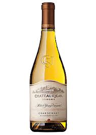 CHATEAU ST. JEAN ROBERT YOUNG CHARDONNAY 2013