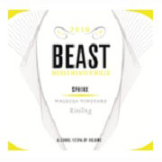 BEAST SPHINX WASHINGTON RIESLING 2012