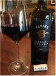 BLEDSOE FAMILY WINERY FLYING B CABERNET SAUVIGNON 2015