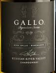 GALLO SIGNATURE RUSSIAN RIVER CHARDONNAY 2012
