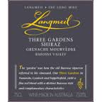LANGMEIL WINERY THREE GARDENS SGM 2011