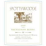 SPOTTSWOODE VINEYARD AND WINERY NAPA SAUVIGNON BLANC 2016