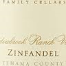 CLINE MEADOWBROOK RANCH ZINFANDEL 2013