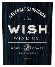 WISH WINE CO. CABERNET SAUVIGNON 2011