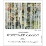 WOODWARD CANYON ARTIST SERIES WASHINGTON CABERNET SAUVIGNON 2013