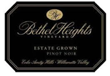 BETHEL HEIGHTS ESTATE GROWN PINOT NOIR 2014