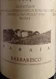 CORTESE BARBARESCO RABAJA 2012