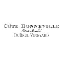 "Côte Bonneville ""DuBrul Vineyard-Estate"" Vertical five pack"