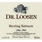 DR. LOOSEN ESTATE BLUE SLATE RIESLING 2013