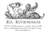 EL ENEMIGO CAB FRANC MENDOZA OTHER RED 2011