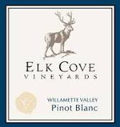 ELK COVE VINEYARDS PINOT BLANC OREGON 2014
