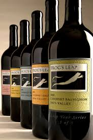 FROG'S LEAP FIVE BOTTLE GIFT PACK