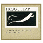 FROGS LEAP ESTATE NAPA VALLEY CABERNET SAUVIGNON 2015