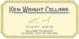KEN WRIGHT WILLAMETTE VALLEY PINOT NOIR 2014