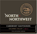 NORTH BY NW COLUMBIA VALLEY CABERNET SAUVIGNON 2014