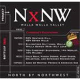 NORTH BY NW COLUMBIA VALLEY SYRAH 2013
