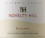 NOVELTY HILL ROUSSANNE STILLWATER CREEK 2013