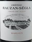 SEGLA MARGAUX RAUZAN 2ND OTHER RED 2012