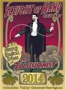 SLEIGHT OF HAND THE ILLUSIONIST WASHINGTON CABERNET SAUVIGNON 2014