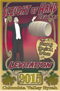 SLEIGHT OF HAND LEVITATION WASHINGTON SYRAH 2015