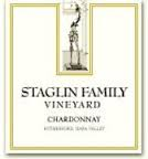 STAGLIN FAMILY VINEYARD SALUS ESTATE CHARDONNAY 2015