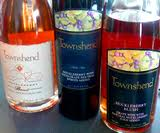 TOWNSHEND CELLAR LATE HARVEST GEWURZTRAMINER 2003