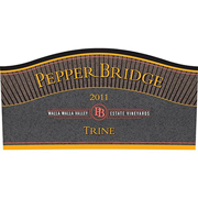 PEPPER BRIDGE TRINE WALLA WALLA 2011